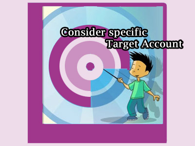 specific target account based marketing