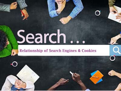 use of cookie in search engine