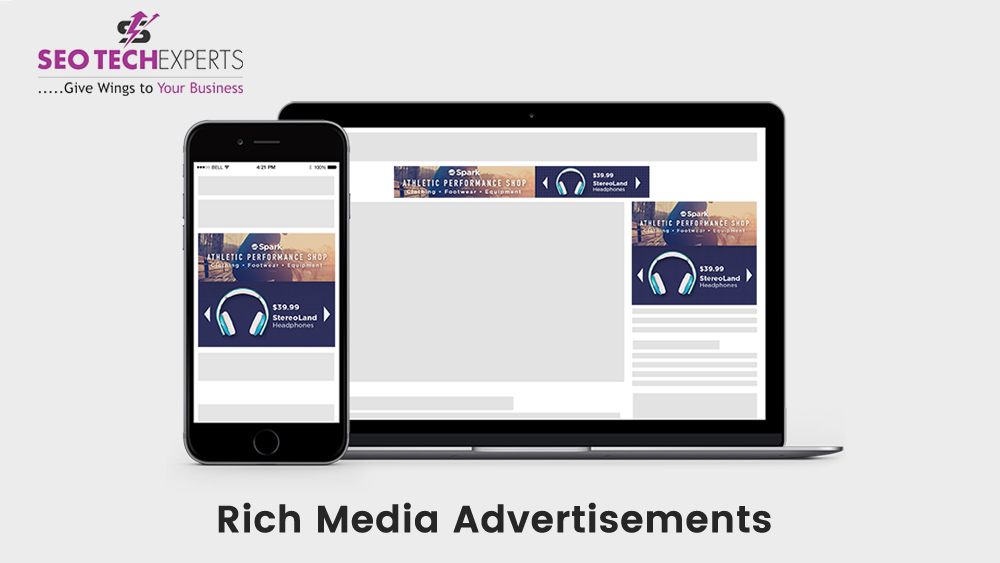 Rich Media Advertisements