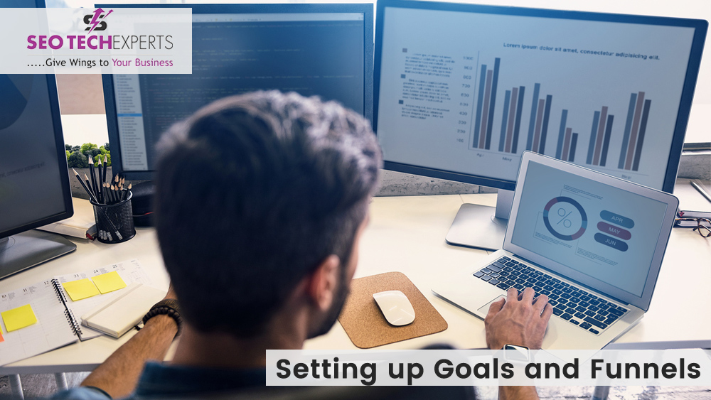 Setting up Goals and Funnels