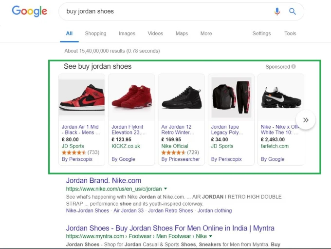 Adding Relevant Keywords to Product Titles