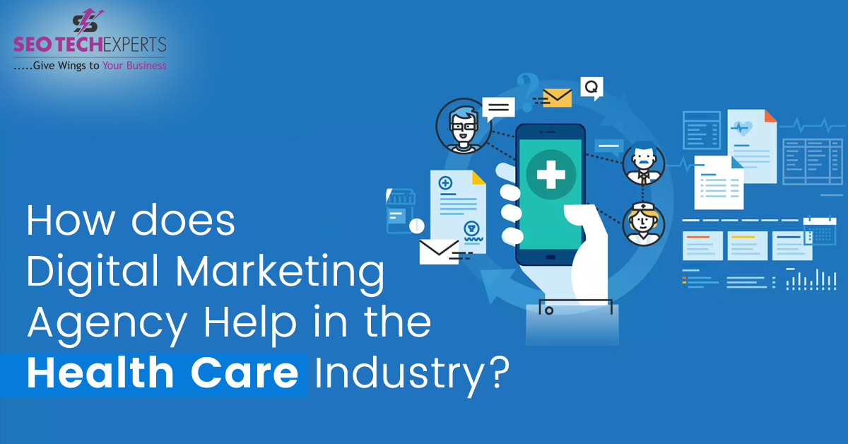 Digital Marketing Help In Healthcare Industry