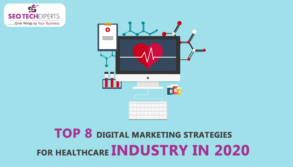 digital marketing strategy for healthcare industry