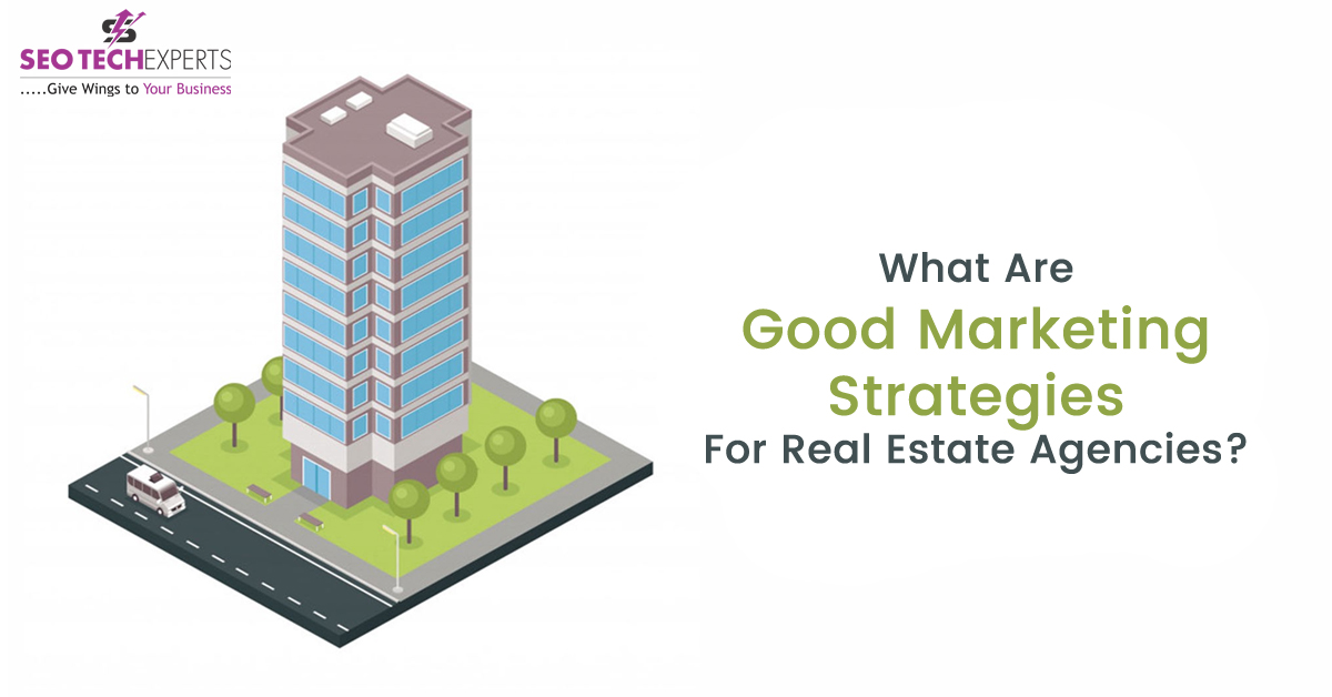 Digital Marketing for Real Estate Agency