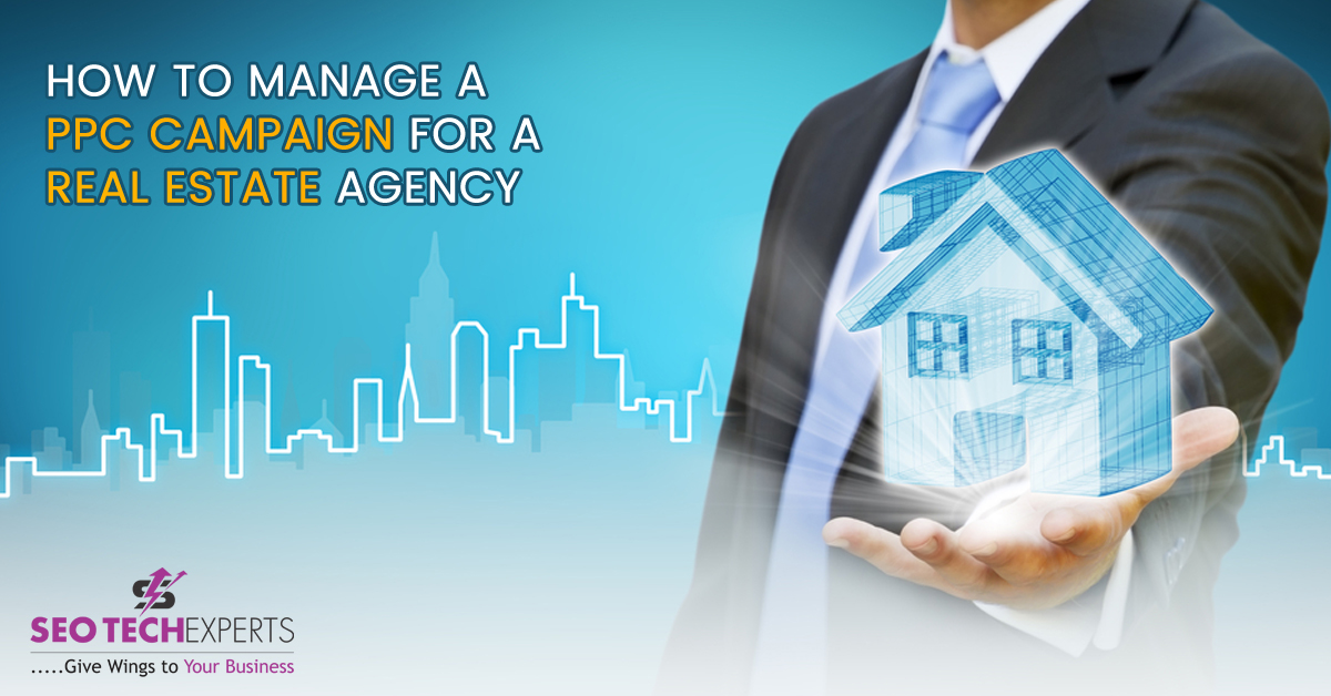 PPC Campaign for a Real Estate Agency