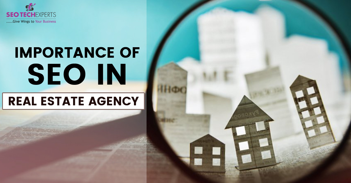 seo for real estate agency