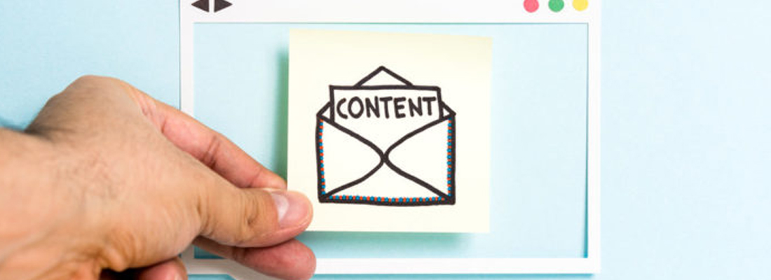 market your content