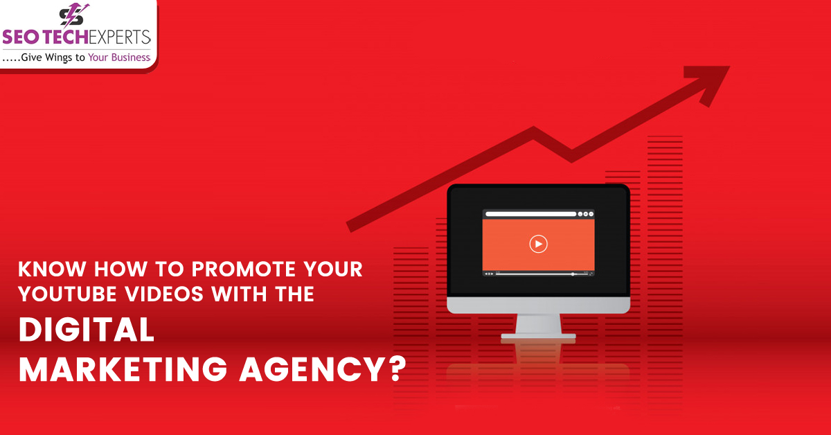 promote youtube video with digital marketing agency