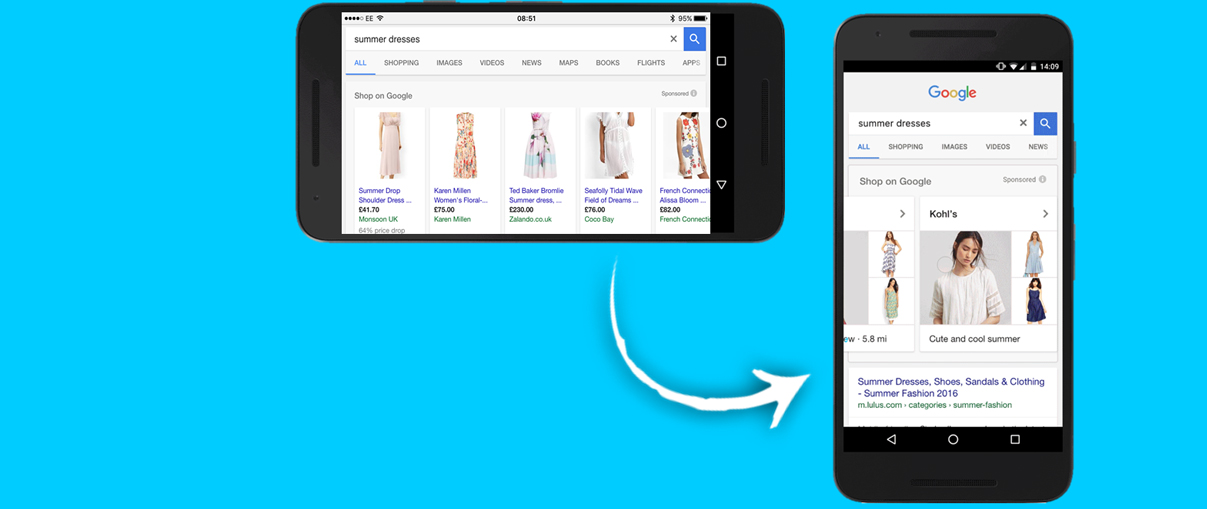 why should you go with google shopping ads